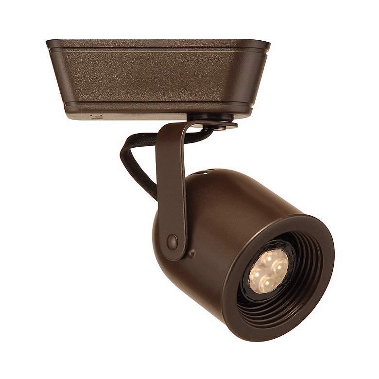 WAC 808 LED Bronze Low Volt Track Head for Lightolier Tracks