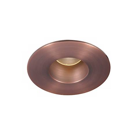 "WAC Tesla 2"" Bronze 26 Degree Round Recessed Downlight Trim"