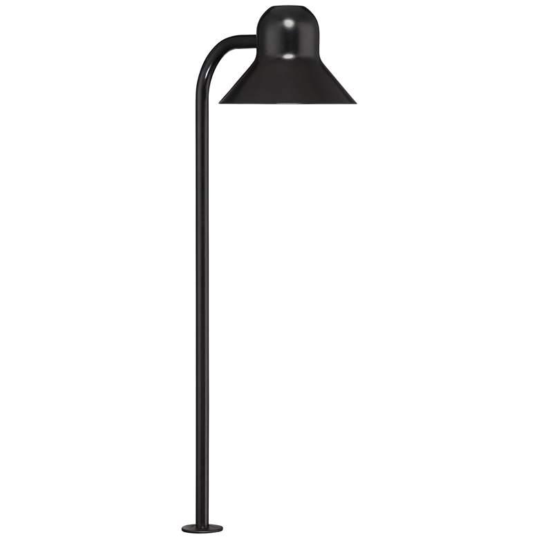"Jayce Collection 18 1/2"" High Black LED Landscape Path Light"