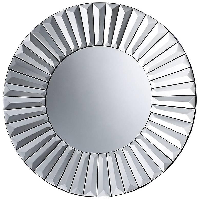 "Robeson 13"" Round Wall Mirror"