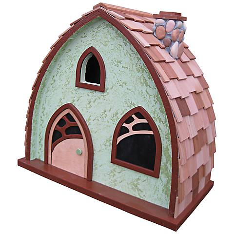 The Cheshire Cottage Birdhouse