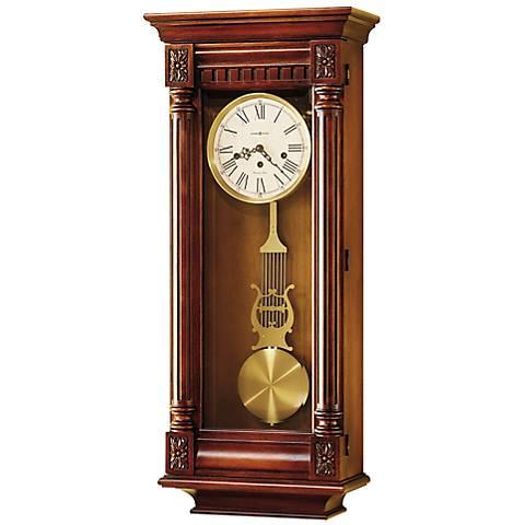 "Howard Miller New Haven 36 3/4"" High Wall Clock"
