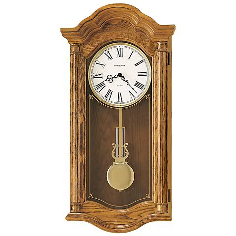 "Howard Miller Lambourn II 28"" High Wall Clock"