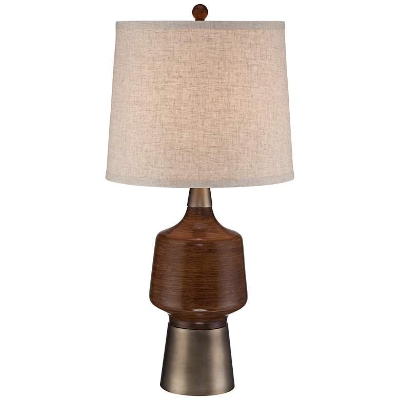 Northcrest Mid Century Table Lamp - #2J385