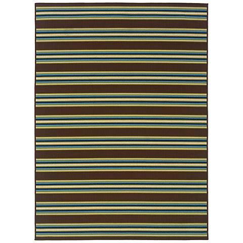 Oriental Weavers Caspian Collection 3330N Indoor-Outdoor Rug