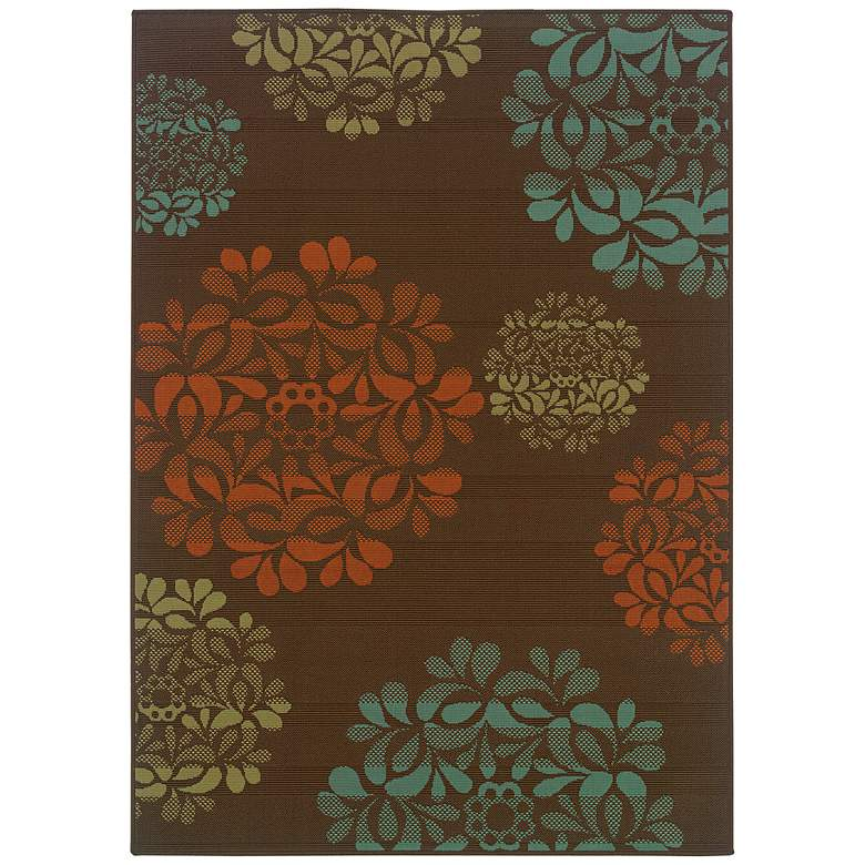 "Oriental Weavers Montego Collection 2635N 5'3""x7'6"" Rug"
