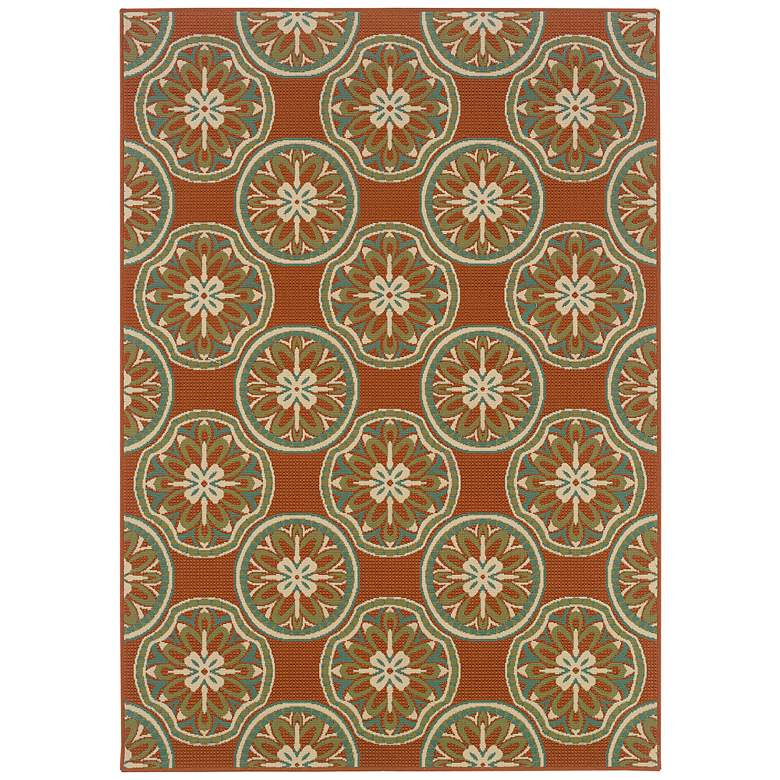 "Oriental Weavers Montego Collection 8323D 5'3""x7'6"" Rug"