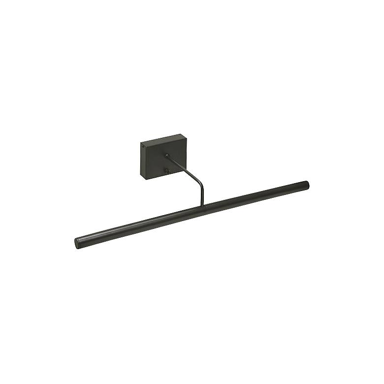"""House of Troy 24"""" Battery Powered Bronze LED Picture Light"""