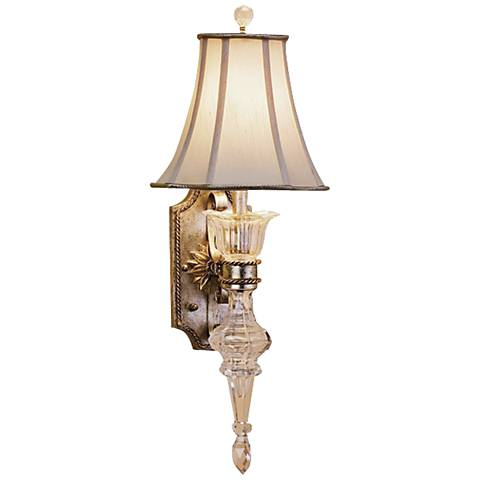 "Currey and Company Maralago 27"" High Wall Sconce"
