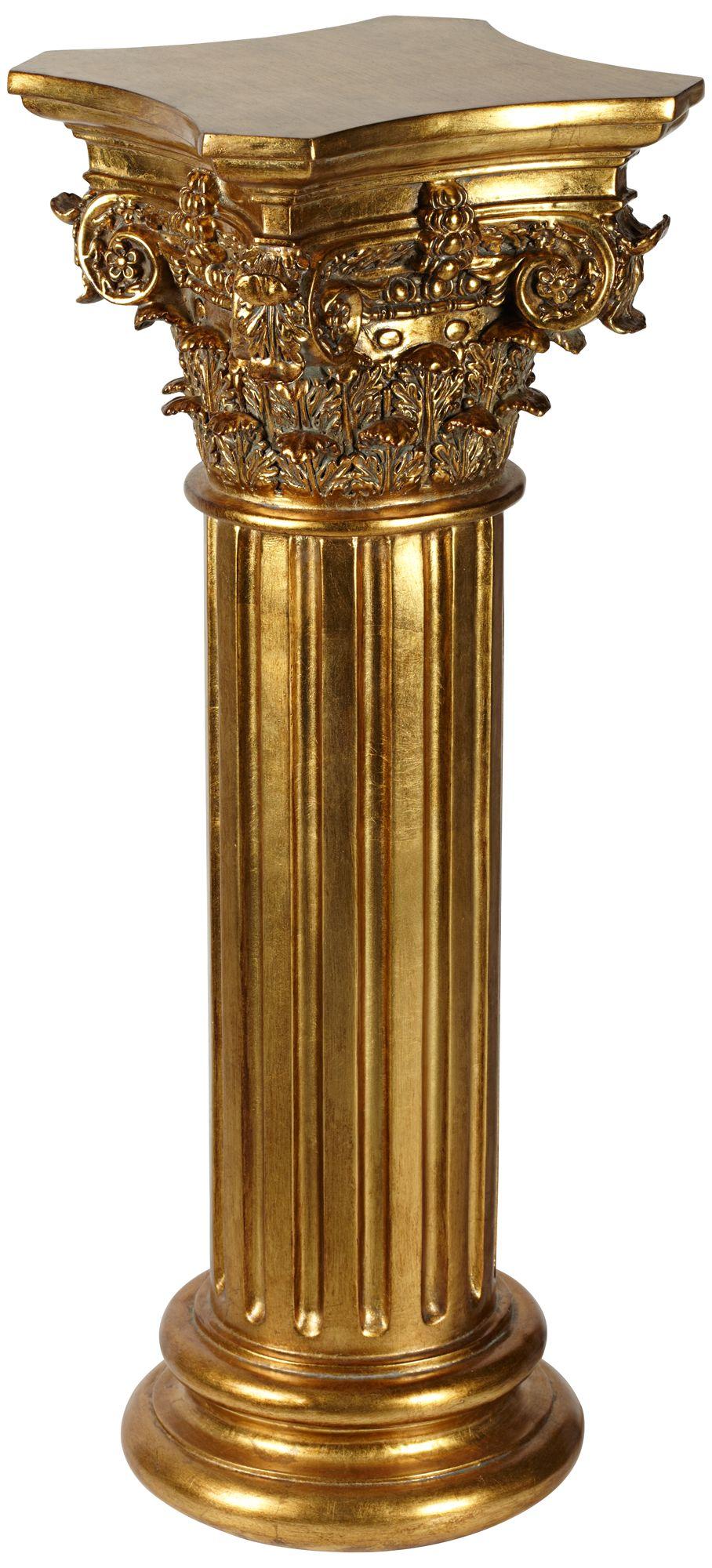 Antique floor lamp column apologise