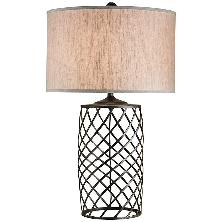 Currey and Company Dashiell Mayfair Table Lamp
