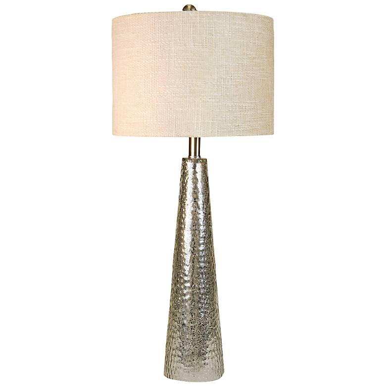 Northbay Glass Cone Modern Table Lamp