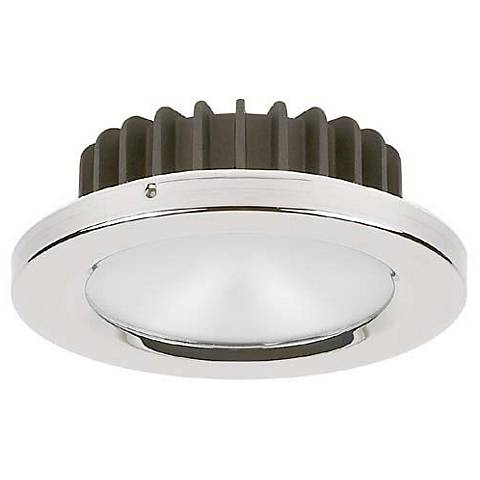 Portland 2 PowerLED Bi-Color Steel Recessed Marine Light
