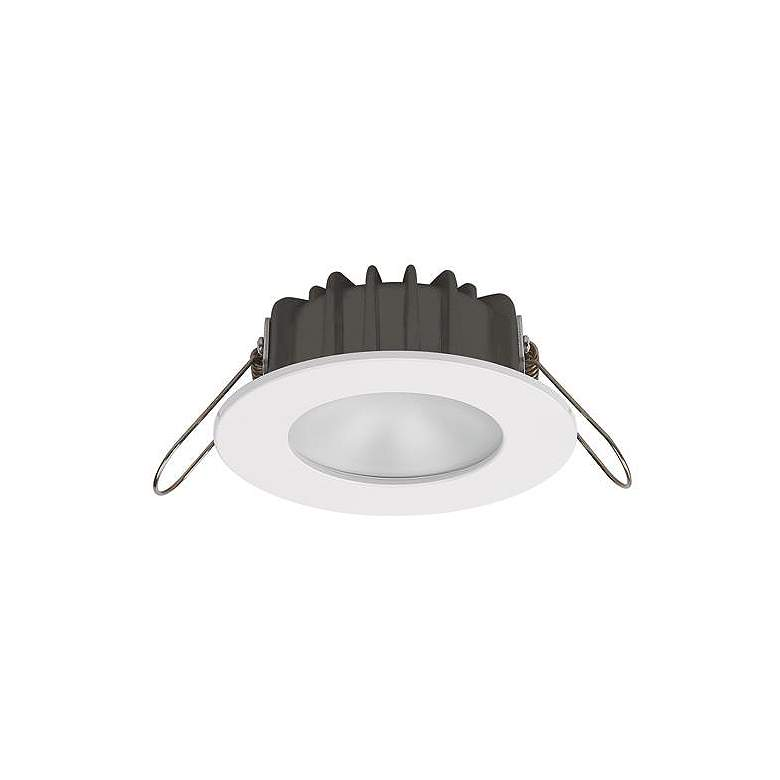 Ventura PowerLED White Recessed LED Marine Light