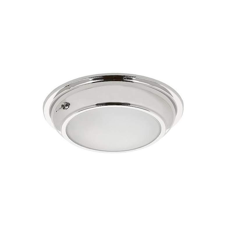 Gibralter PowerLED Bi-Color Steel LED Marine Light