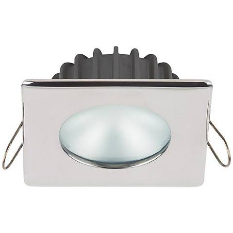 Ventura-HS PowerLED Bi-Color Steel Recessed Marine Light