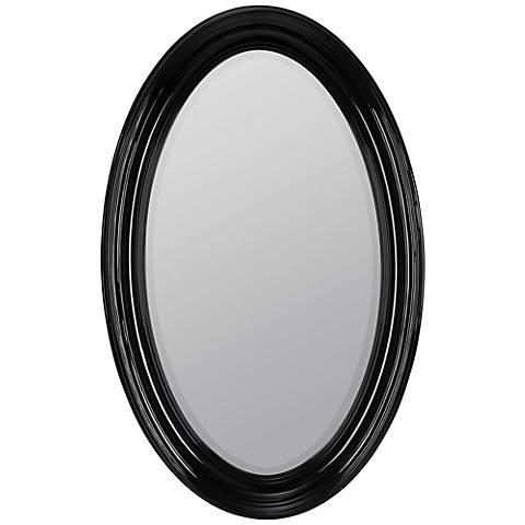 "Kincourt 44 1/2"" High Oval Wall Mirror"