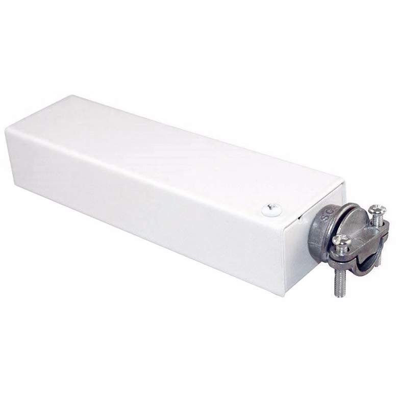 Juno 10 Watt White Electronic Transformer