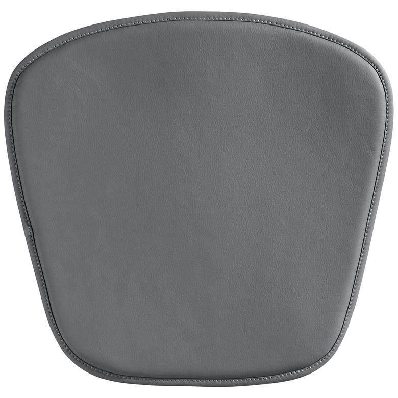 Zuo Modern Wire/Mesh Gray Seat Cushion