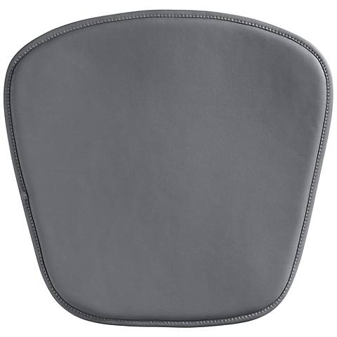 Zuo Modern Wire/Mesh Gray Seat Cushion