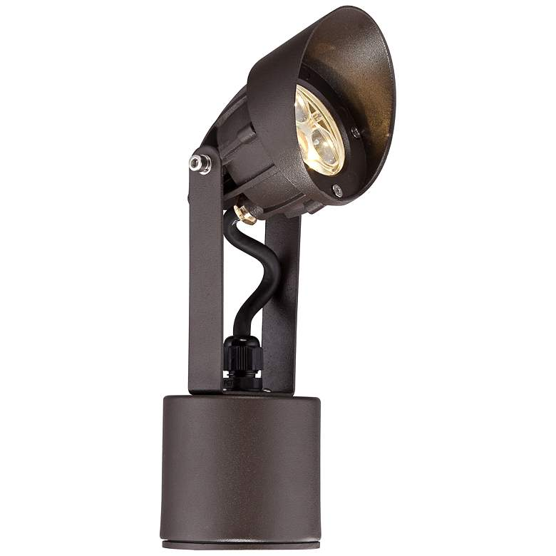 "Super Duty 9"" High Bronze LED Spot Light"