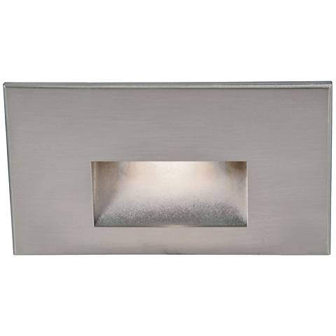 WAC LEDme® Stainless Steel Step Light