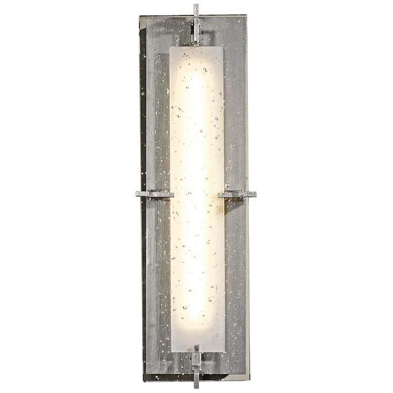 Hubbardton Forge Ethos Platinum Medium LED Wall Sconce
