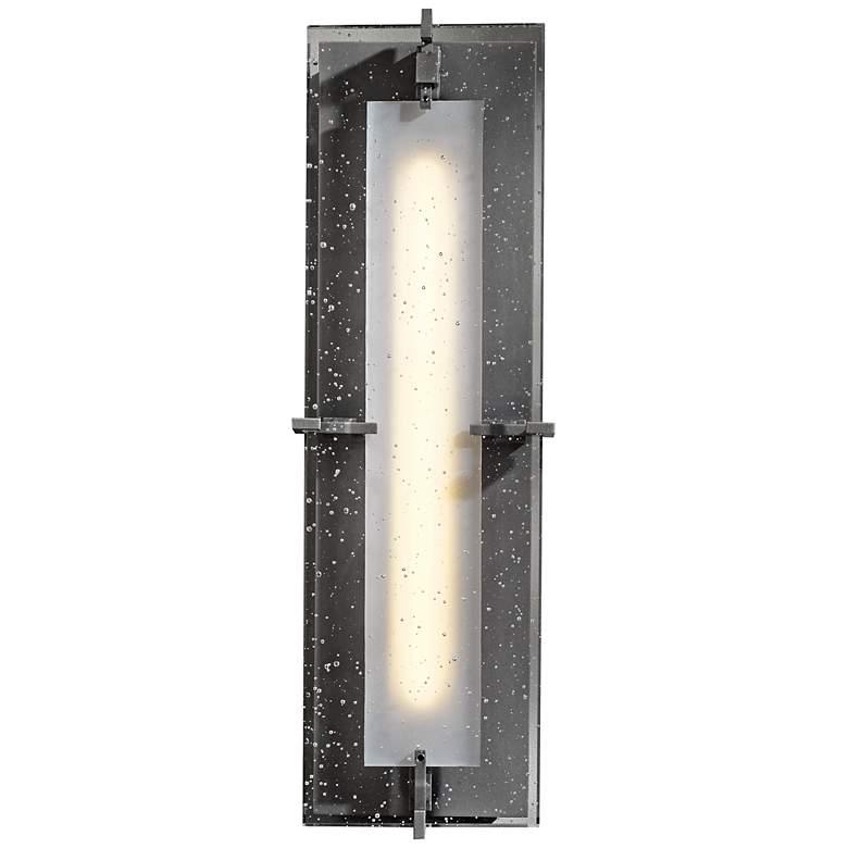 Hubbardton Forge Ethos Steel Medium Outdoor LED Wall Sconce