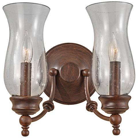 Feiss Pickering Lane Heritage Bronze Wall Light