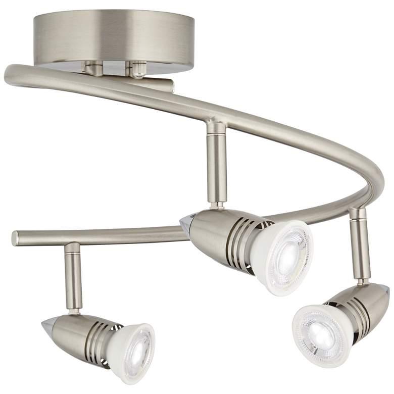 Pro Track® 3-Light Spiral LED Ceiling Light Fixture