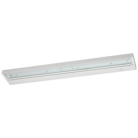 """30"""" Juno Pro-LED White Hardwired Undercabinet Light"""