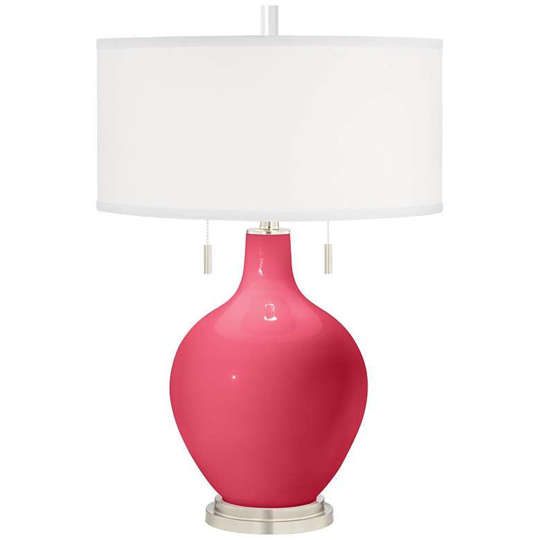 Eros Pink Toby Table Lamp