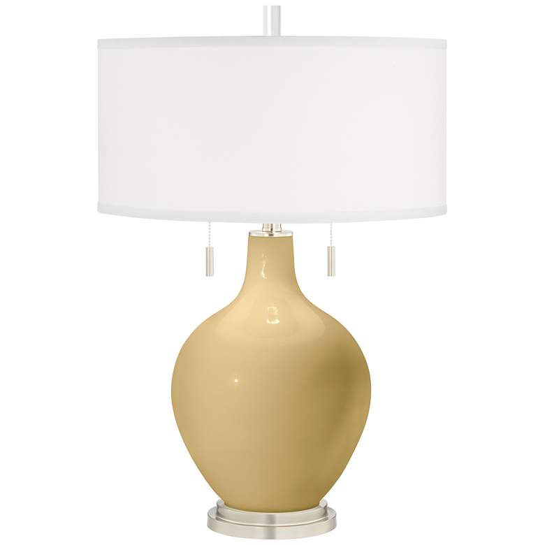 Humble Gold Toby Table Lamp