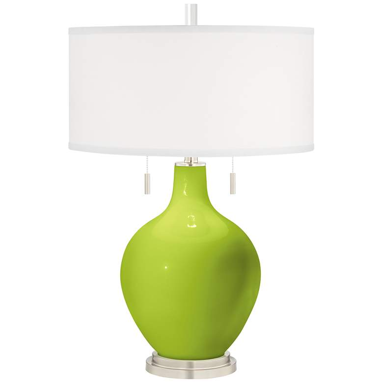 Tender Shoots Toby Table Lamp