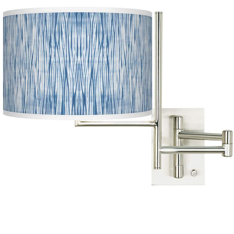 Tempo Beachcomb Plug-in Swing Arm Wall Lamp