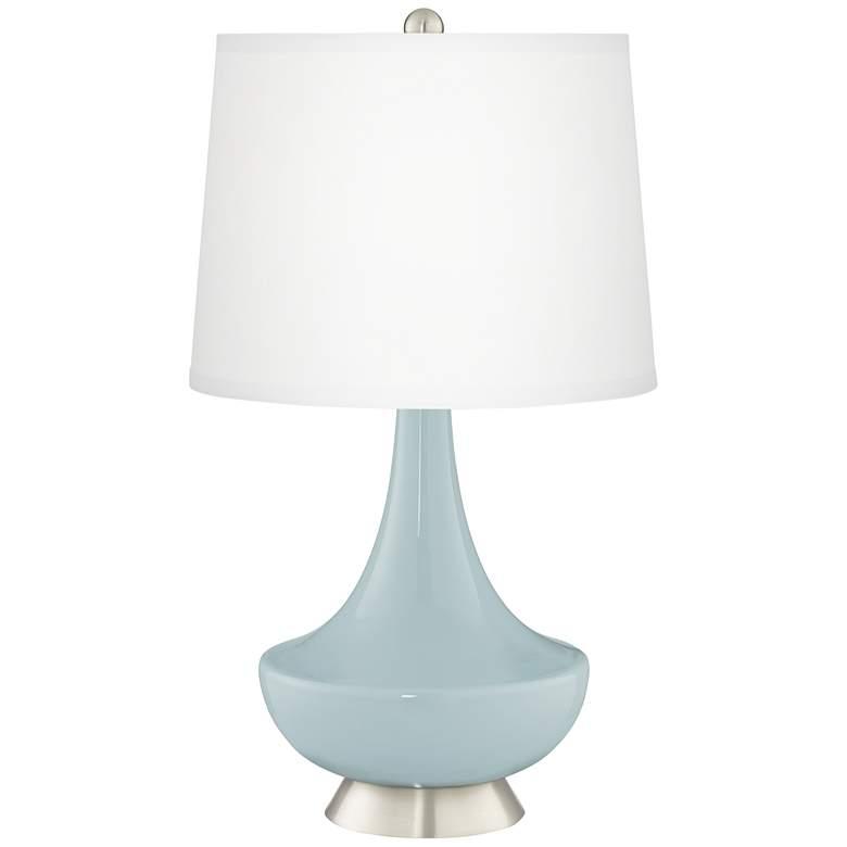 Rain Gillan Glass Table Lamp
