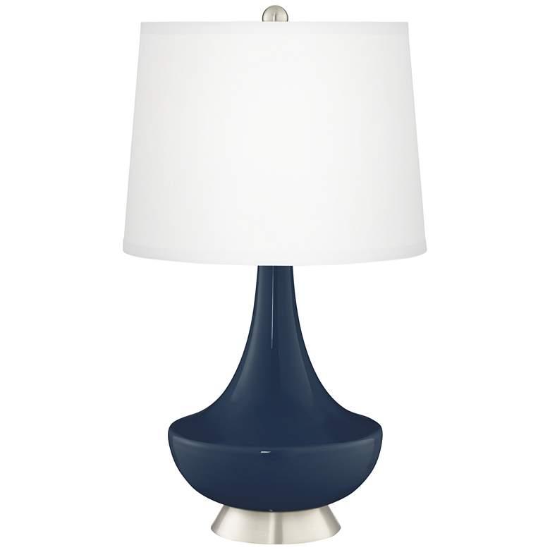 Naval Gillan Glass Table Lamp