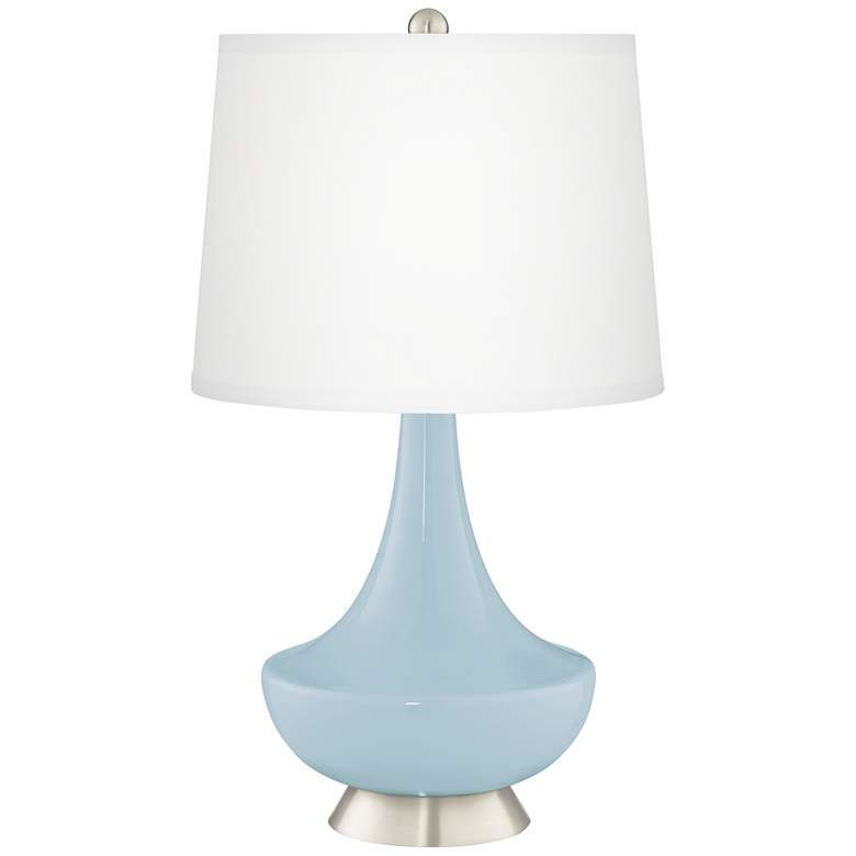 Vast Sky Gillan Glass Table Lamp