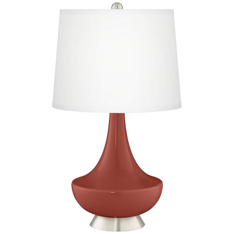 Madeira Gillan Glass Table Lamp