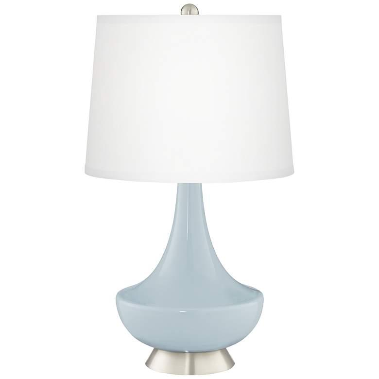 Take Five Gillan Glass Table Lamp
