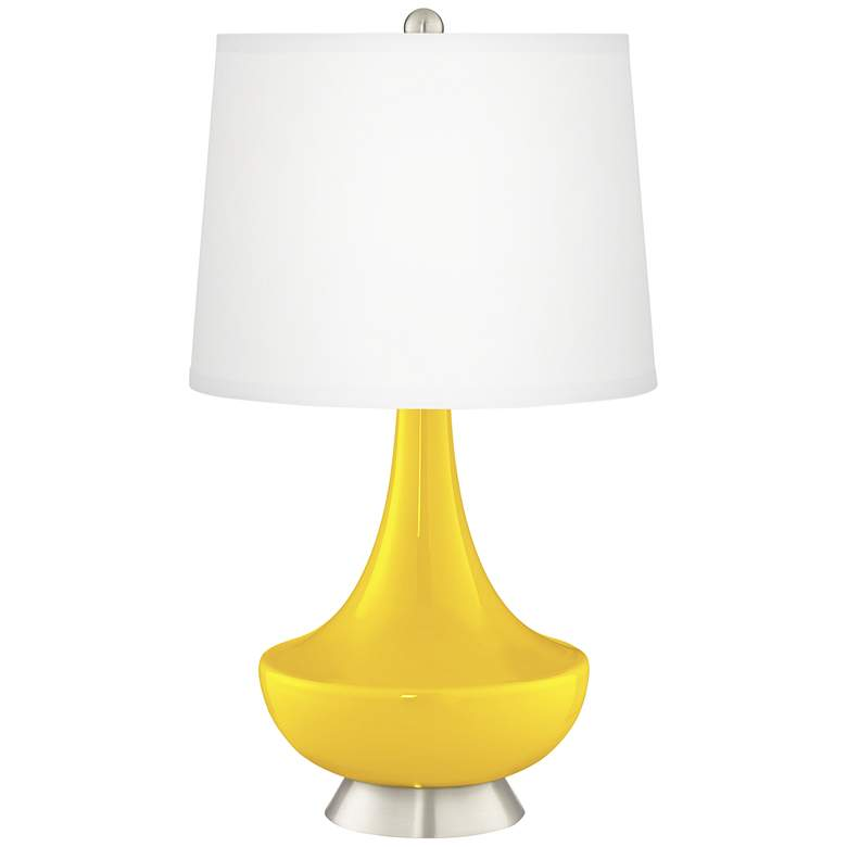 Citrus Gillan Glass Table Lamp