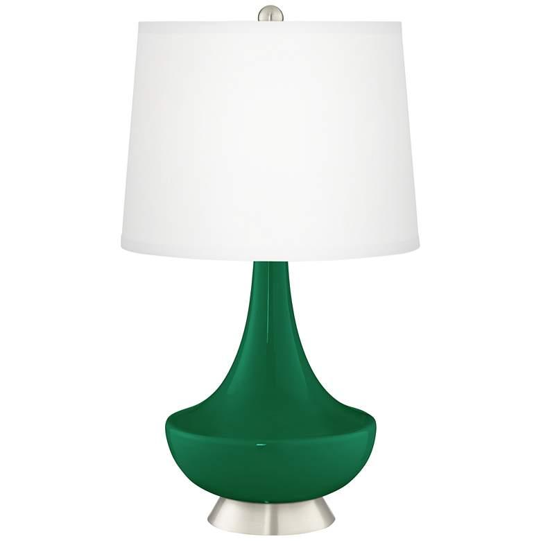 Greens Gillan Glass Table Lamp