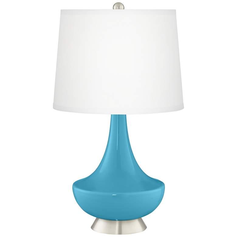 Jamaica Bay Gillan Glass Table Lamp