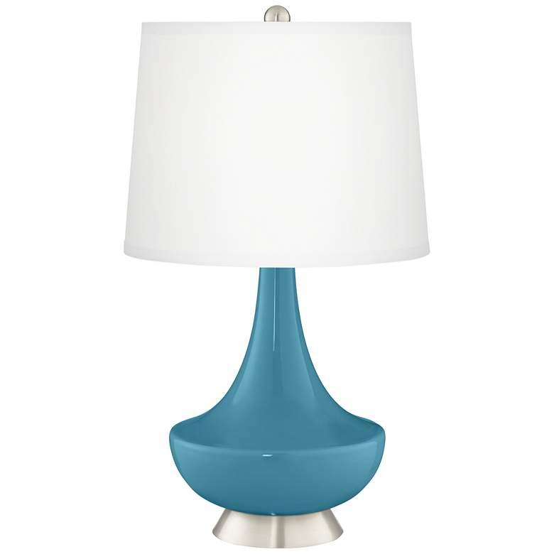 Great Falls Gillan Glass Table Lamp