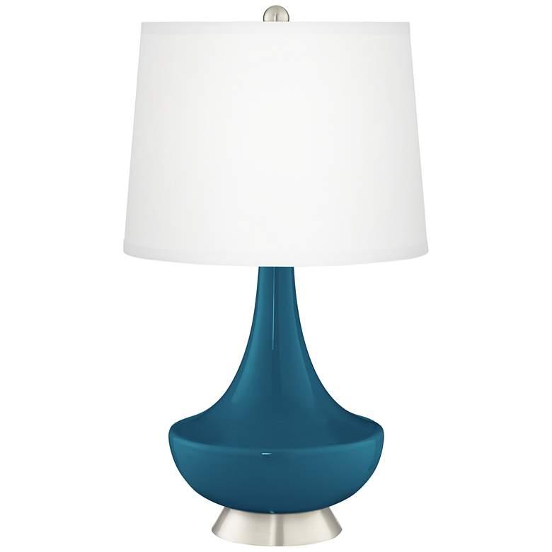 Oceanside Gillan Glass Table Lamp