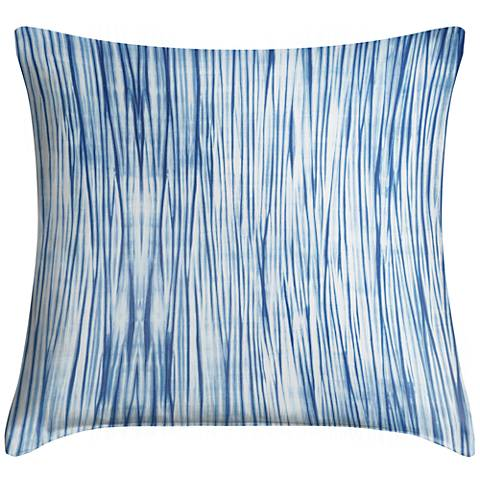 "Beachcomb I 18"" Square Throw Pillow"