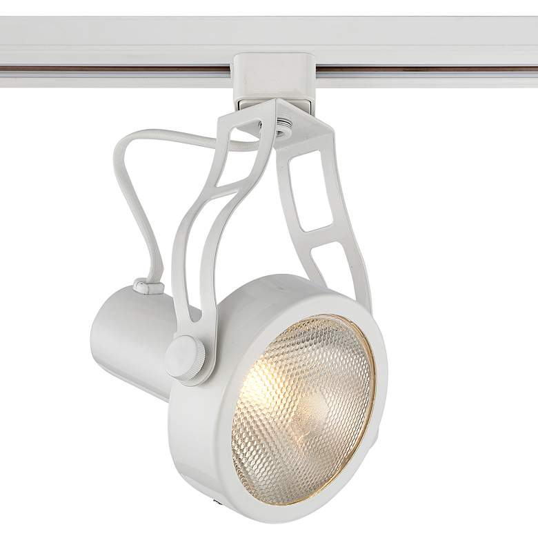Pro Track White PAR30 LED Spot Head for Halo Track Systems
