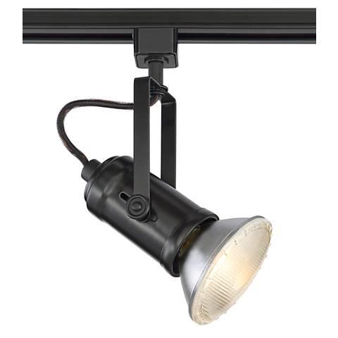 Pro Track® Archer Black 12W Universal Halo LED Track Bullet