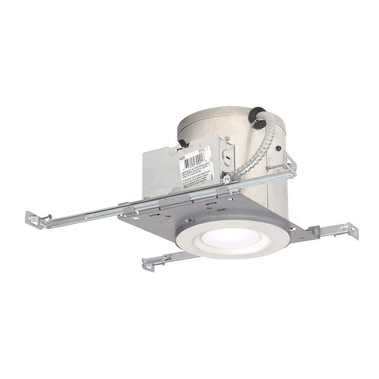 "6"" IC New Construction 15W LED Complete Recessed"