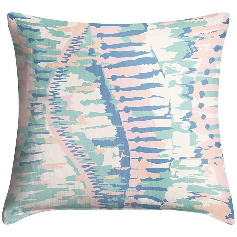 "Siren II 18"" Square Throw Pillow"
